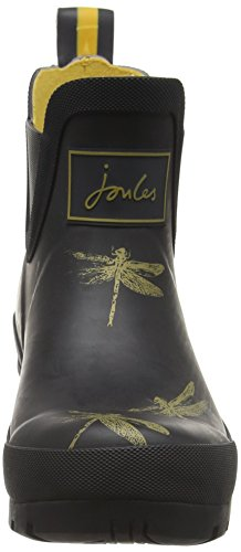 Joules Wellibob, Botas para Mujer Negro (Black Dragonfly)