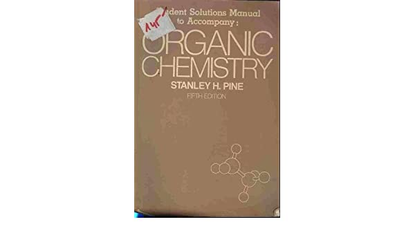 organic chemistry by stanley pine free download