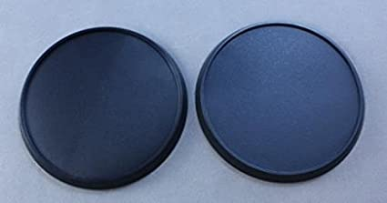 GAMES WORKSHOP WARHAMMER 40,000 AGE OF SIGMAR EPIC 60MM FLAT ROUND BASES X 5