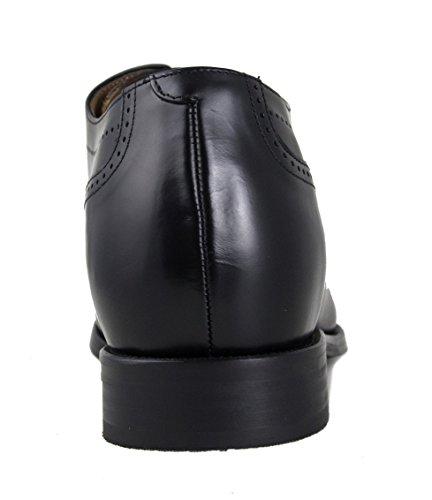 Statura Nero Che Altezza Uomo Aumentare Rialzo Scarpe 7 a con la Tua Zerimar di Scarpe da Che cm Fino Permettono Aumentare Aumento con per Scarpe Uomo la qv4w1Ffx