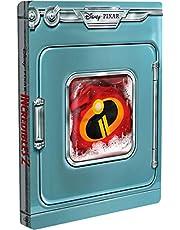 Os Incríveis 2 3D+[Blu-ray] Duplo Steelbook