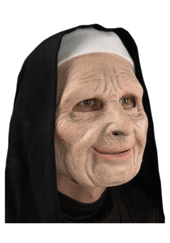 (The Town Scary Nun Mask - ST)