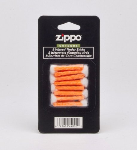 Zippo Tinder Sticks For Emergency Fire Starter