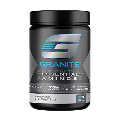 Granite Supplements | Essential Aminos | Green Apple | (New)