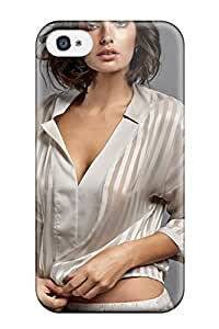 TYH - New Snap-on Terry Willett Skin Case Cover Compatible With ipod Touch 4- Alyssa Miller phone case