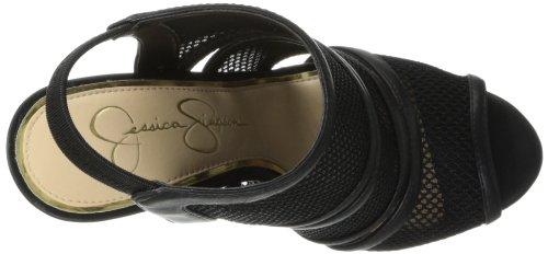 Jessica Simpson - Sandalias de vestir para mujer Negro - negro