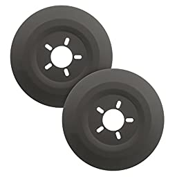 Mr. Gasket 6906 Wheel Dust Shield - Measures 16-Inches