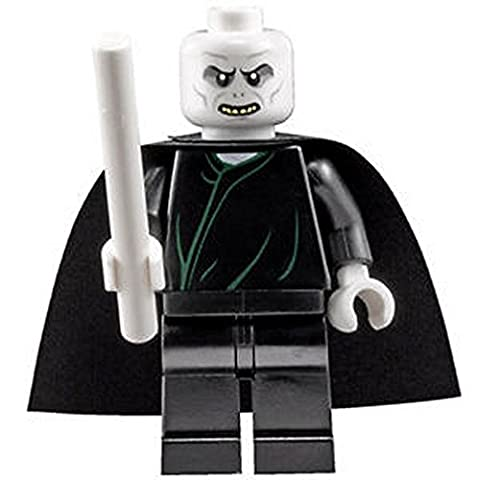 NEW LEGO LORD VOLDEMORT MINIFIG harry potter figure minifigure 4842 4865 toy guy (Family Guy Lego)