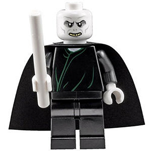 NEW LEGO LORD VOLDEMORT MINIFIG harry potter figure minifigure 4842 4865 toy guy