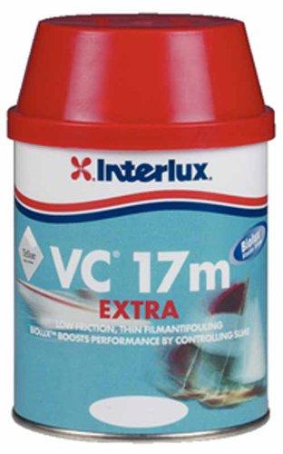 Racing Quart (Interlux YBA406KIT/QT VC 17m Extra with Biolux - Blue, Quart)