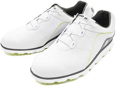 FJ PRO/SL ゴルフ スパイクレス ダイヤル シューズ 靴 メンズ 53246