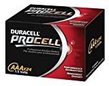 Best AAA Batteries - Duracell Procell AAA 24 Pack PC2400BKD09 Review
