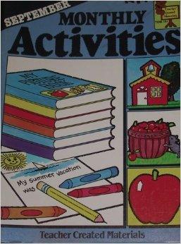 September Monthly Activities (Teacher Created Materials)