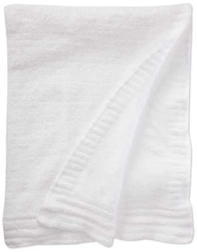 Chenille Colorado Blanket - Colorado Clothing Kid's Crib Cloud Infant Blanket, White, One Size