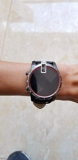FFHJHJ Reloj Inteligente Nuevo Reloj Inteligente 1.39 ...
