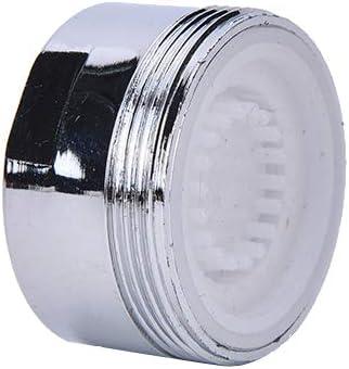 Diameter 22mm AOWA 1pcs Robinet Robinet Filetage A/érateur Filtre Vaporisateur Cuisine Chrom/é Male Thread