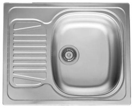 Single Bowl Compact Sink Mini Drainer by Pyramis by Pyramis