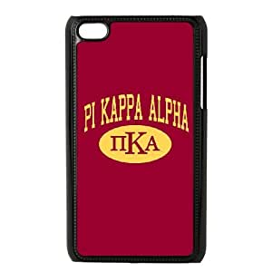 Pi Kappa Alpha College iPod Touch 4 Case Black phone component AU_499091