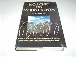 Book No Picnic on Mount Kenya