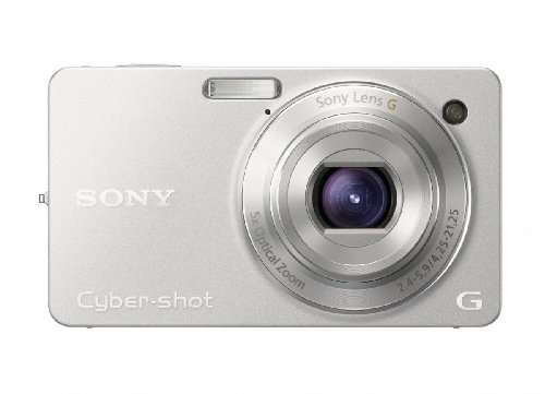 Sony Cyber-shot DSC-WX1 10MP Exmor R CMOS Digital Camera with 5x Optical - Sony Camera Wx150