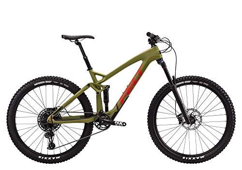 Felt 2019 Decree 5 Carbon Full Suspension Mountain Bike Sram Eagle 12-Speed 20
