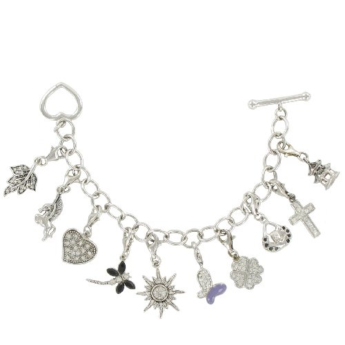 Oscaro Silver Charms Argent 925/1000 Ange sur Pearl