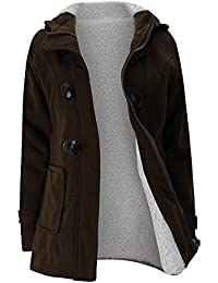 Amazon.com: Browns - Wool & Blends / Wool & Pea Coats: Clothing, Shoes & Jewelry