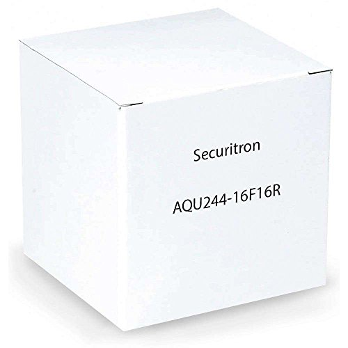 Securitron AQU244-16F16R Power Supply, 4 Ampere/24V DC by Securitron