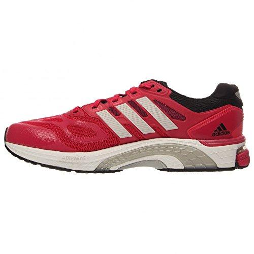 Adidas Supernova Sequence 6 zapatos corrientes de tamaño 5 Bahia Pink/Running White/Black