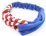 Keross Sports Headbands 3 Pack Stylish Sweatbands