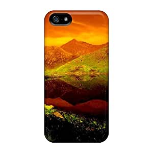 Protective PC Case With Fashion Design For Iphone 6 Plus 5.5 Phone Case Cover (moon)