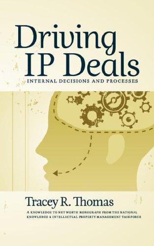 Download Driving IP Deals: Internal Decisions and Processes pdf epub