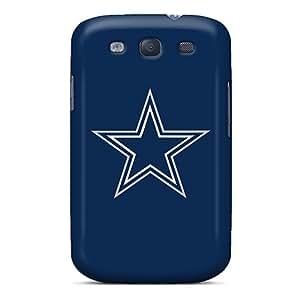 Snap-on Case Designed For Galaxy S3- Dallas Cowboys