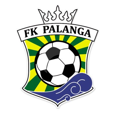 fan products of FK Palanga - Lithuania Football Soccer Futbol - Car Sticker - 5