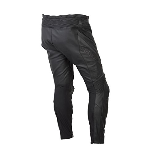 Custom Leather Motorcycle Suit - 2