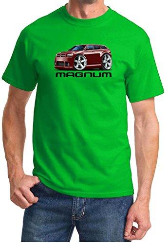 2004-08 Dodge Magnum Full Color Design Tshirt Small (Dodge Magnum Weight)