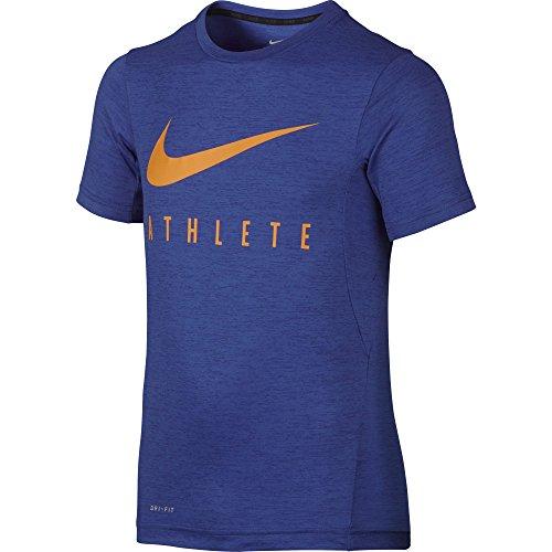 Boy's Nike Training Top Game Royal Size Medium