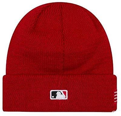 New Era MLB Cincinnati Reds Sport Stocking Knit Hat Beanie Skull Cap
