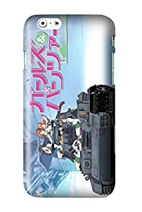 Girls Und Panzer Snap on Plastic Case Cover Compatible with Apple iPhone 6 Plus 6+