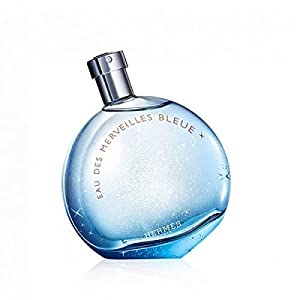 Hermes Eau Des Merveilles Bleue Eau De Toilette Spray 100ml/3.3oz from Hermes