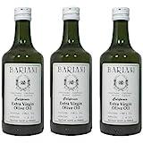 Bariani California Extra Virgin Olive Oil - 3X 1/2 Liter