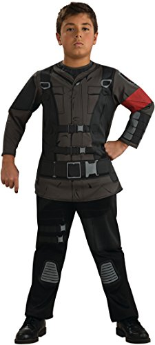 Post Apocalyptic Girl Costume (Terminator Salvation Movie Child's Costume John Connor, Medium)