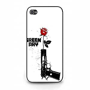 Hot Logo Green Day Phone Case Cover For Iphone 5/5S Green Day Fashionable