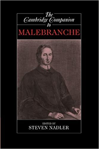 The Cambridge Companion to Malebranche (Cambridge Companions to Philosophy) (2000-07-03)