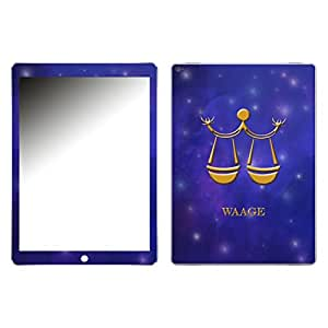 "Motivos Disagu Design Skin para Apple iPad Pro 12.9: ""Waage"""