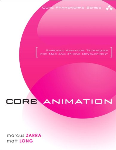 Core Animation: Simplified Animation Techniques for Mac and iPhone Development (Core Frameworks Series) PDF