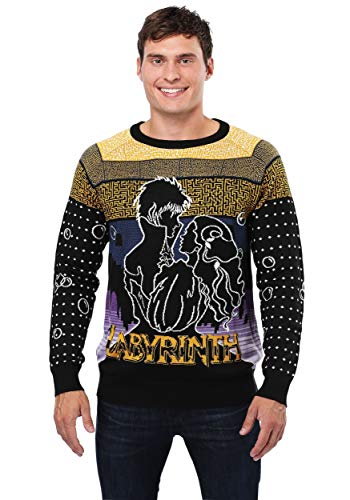 Toby Labyrinth Costumes - Fun Costumes Labyrinth Movie Logo Ugly