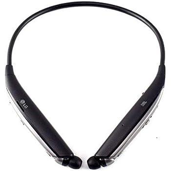 LG Tone Ultra+ HBS-820S Wireless In-Ear Bluetooth Headset - Black  (Certified Refurbished) c064ab9fba