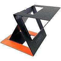 Moft MOFT-Z Foldable 5-in-1 Sit-Stand Laptop Desk, Orange