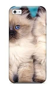 New UbVrljH4495dNPJn Cat Skin Case Cover Shatterproof Case for iphone 6 plus 5.5